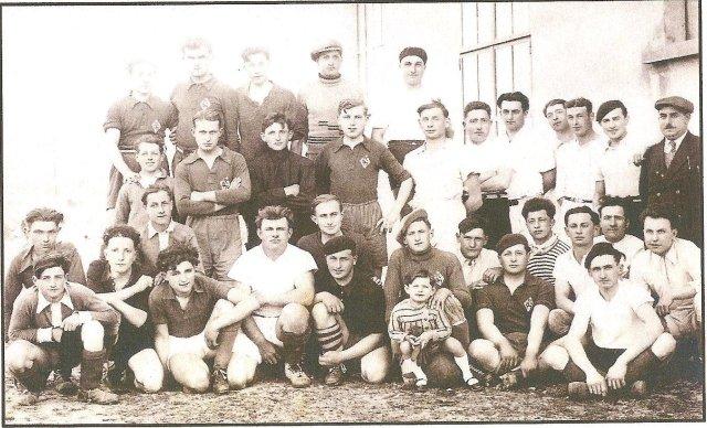Fusion en 1934